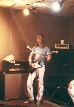 mike at long island studio 3